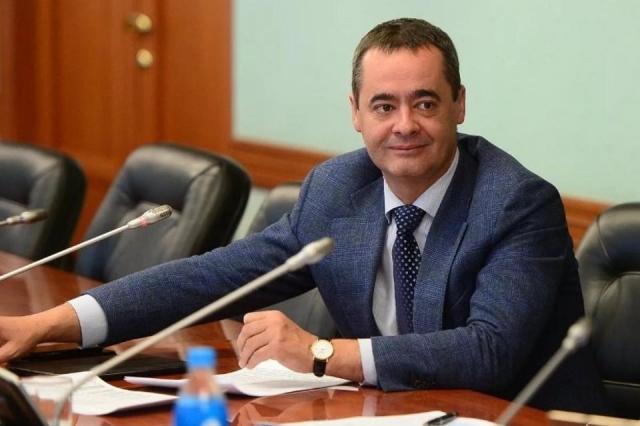 СМИ проинформировали о задержании вице-губернатора Приморского края Евгения Вишнякова 39