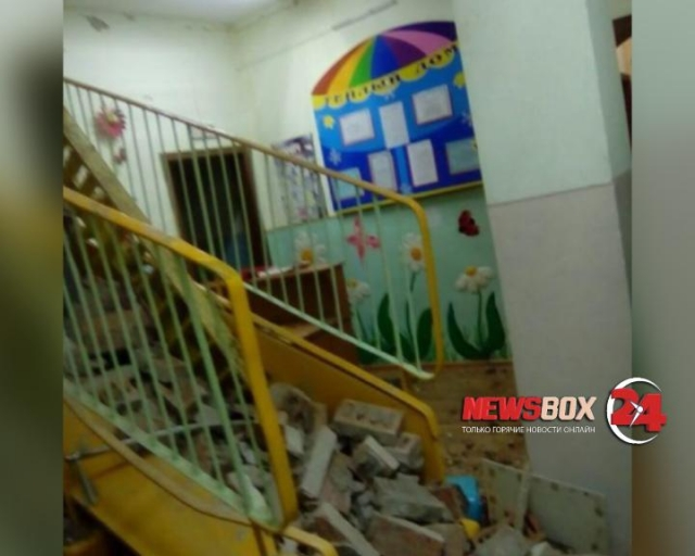 Женщина погибла вовремя взрыва вдетском приюте вПриморье