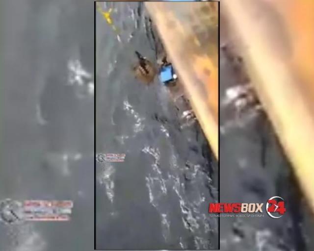 ВЯпонском море русские рыболовы спасли 3-х северокорейцев